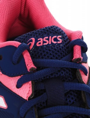 Asics Gel-Hunter 3 Indigo Blue/White/Azalea Pink buty do badmintona damskie